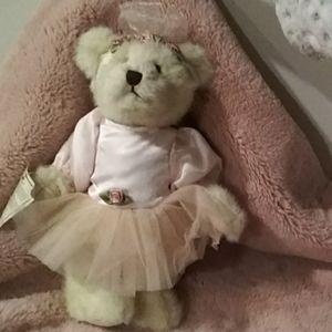 Boyds Bear AUBREY TIPPEETOES Ballerina Bear NWT